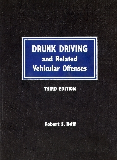 Drunk Driving & Related Vehicular Offenses